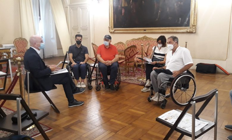 """The 29th edition of the wheelchair tennis """"Enel Livorno"""" begins"""