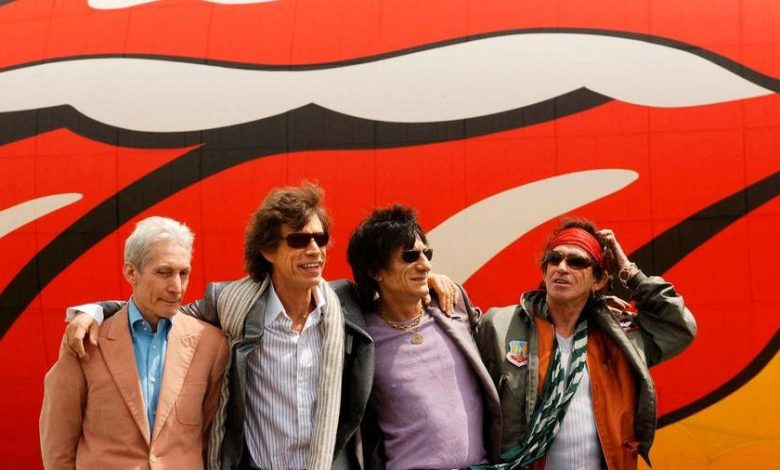 The Rolling Stones did not attend Charlie Watts' funeral due to Covid restrictions