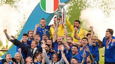 Photo of UEFA report shows how Italy dominated the UK at Euro 2020