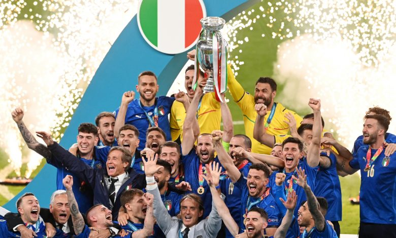 UEFA report shows how Italy dominated the UK at Euro 2020