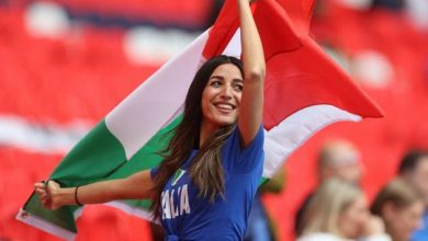 Photo of 1,000 Italians managed to travel to England and Italy in the European Championship final