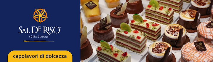 Sal De Riso Shop the new portal with all the sweetness of Italy's most famous pastry chef in one click
