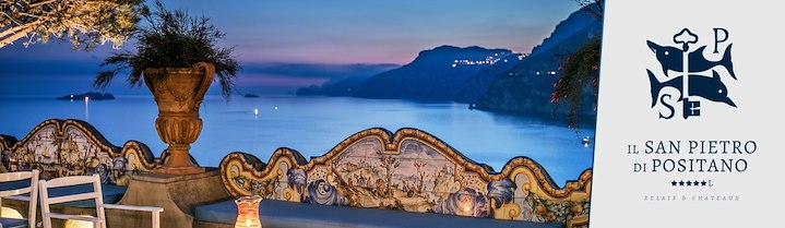 Il San Pietro di Positano, exclusive hotel on the Amalfi Coast overlooking the vertical city, Positano Luxury Accommodation