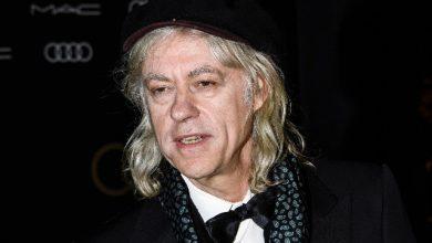 Photo of Bob Geldof, 70 years of music and commitment