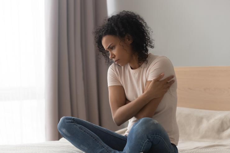 Depression before period