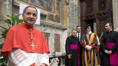 Photo of Funds for the Holy See, canceled the referral of Cardinal Angelo Besio to trial