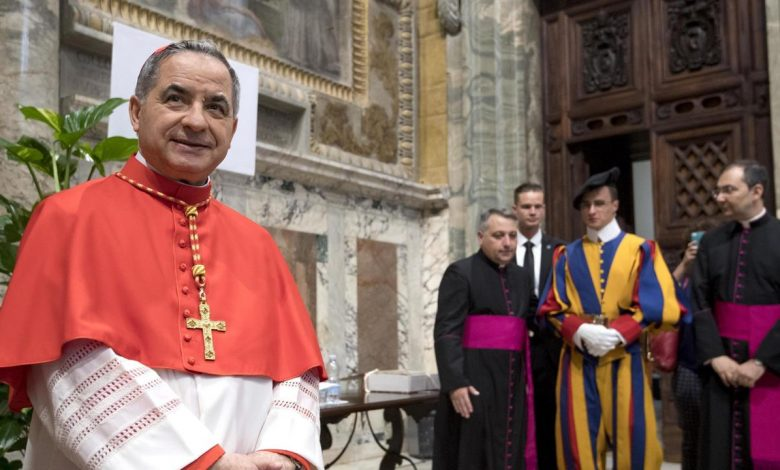 Funds for the Holy See, canceled the referral of Cardinal Angelo Besio to trial