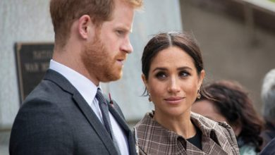 Photo of Meghan Markle What happened on the wedding day: Queen Elizabeth's imposition