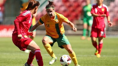 """Photo of Australia, a scandal in women's football.  Attacker's Complaint: """"Sexual Assault by My Girlfriends"""""""