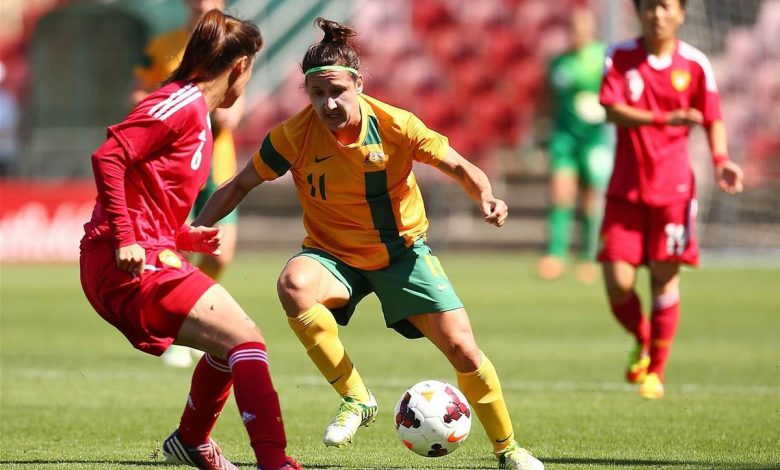 "Australia, a scandal in women's football.  Attacker's Complaint: ""Sexual Assault by My Girlfriends"""