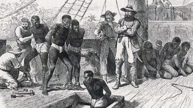 """United kingdom.  For statues associated with slave ships, London supports a policy of """"Keep and Explain..."""" (A. Martinengo)"""