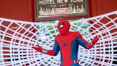 Photo of Disneyland Paris opens new The Art of Marvel exhibition