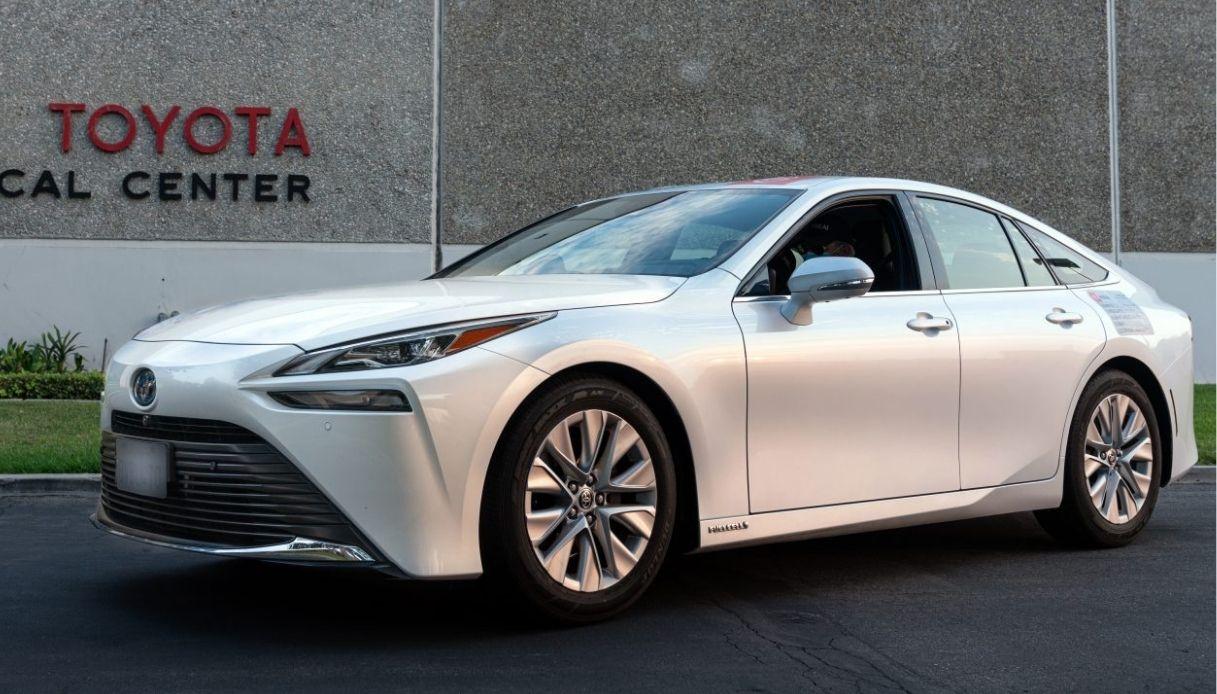 New record mileage for Toyota Mirai