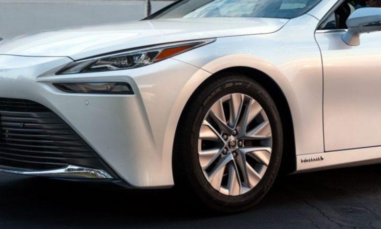 Toyota Mirai, hydrogen car for Guinness World Records