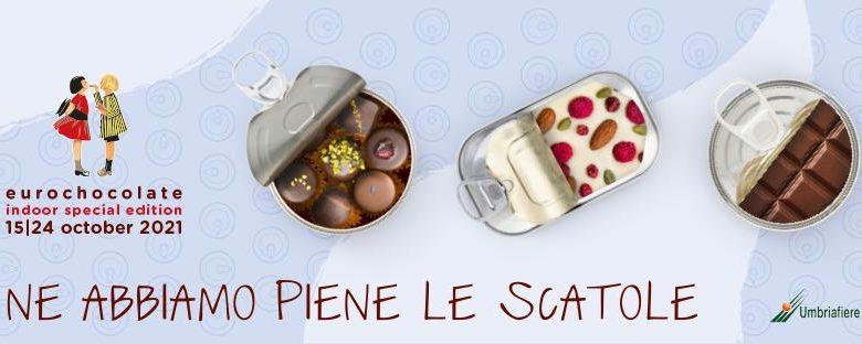 Indoor European Chocolate, 15-24 October 2021 in Bastia Umbra (PG)