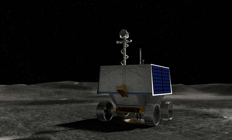 """NASA signs an agreement with Australia on the lunar """"car"""" that will land in 2026"""