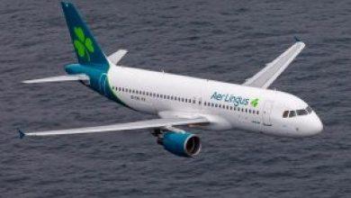 Photo of Aer Lingus Promotes US Telecommunications, November-March 2022