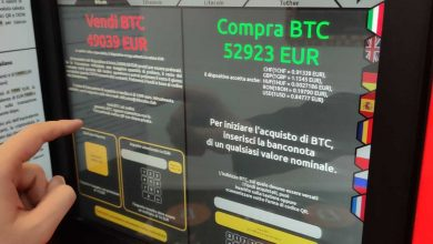 Photo of I put the euro, withdraw bitcoins.  Afternoon at the digital currency ATM