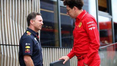 """Photo of Horner: """"Red Bull as Ferrari in 2022"""""""