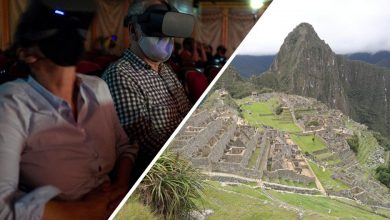 Photo of Machu Picchu on a World Tour (and digital): an exhibition that takes the wonders of the world on tour thanks to virtual reality |  Peru |  USA |  Florida |  Boca Raton Museum of Art