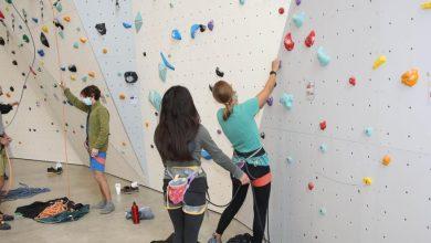 Photo of Just Climb gym!  Opens its doors to Reggio Emilia: 17 meters of pure adrenaline