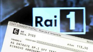 Photo of Rai license fee for smartphones and tablets: There is a risk of an earthquake
