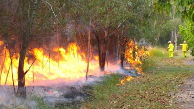 Photo of Australia, used drones to start controlled fires