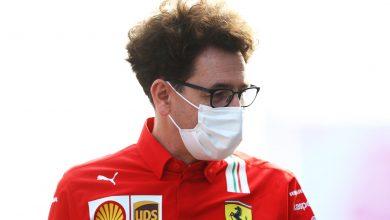 "Photo of F1, Binotto: ""Nice Leclerc race"""
