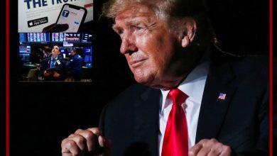 Photo of social media.  Wall Street loves Donald Trump's social network