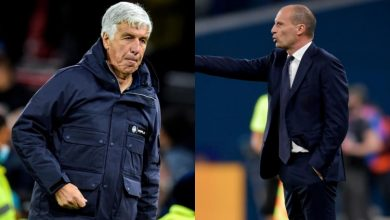 Photo of Allegri and Gasperini between reality and illusion in the Champions League