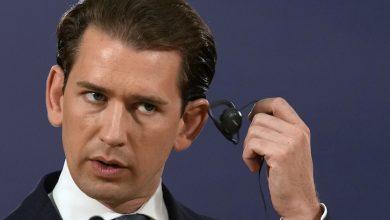 Photo of Austrian Chancellor Sebastian Kurz resigns