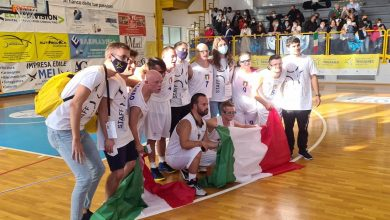 Photo of Basketball, the Italian national team with Down syndrome is the European champion