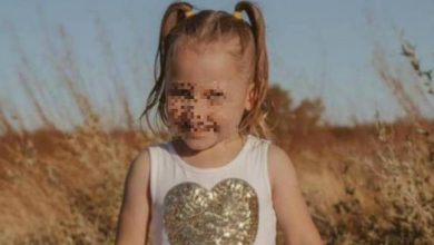 Photo of Cleo Smith, a 4-year-old girl who disappears from camp while sleeping with her parents