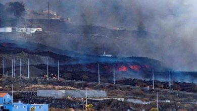 Photo of Cumbre Vega volcano is getting increasingly scary [FOTO e VIDEO]