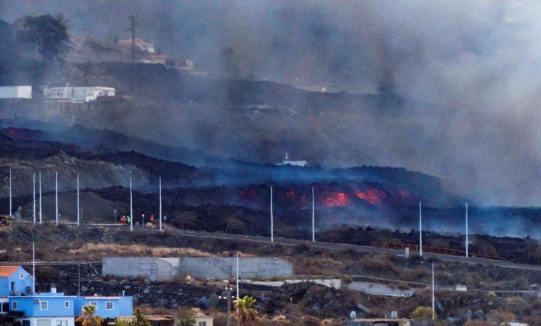 Cumbre Vega volcano is getting increasingly scary [FOTO e VIDEO]