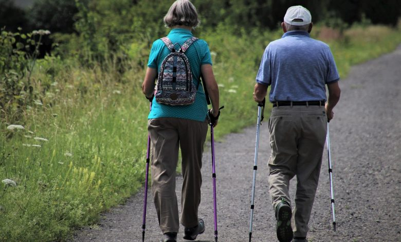 Here's how much to walk each day to reduce anxiety and cholesterol and improve bone health