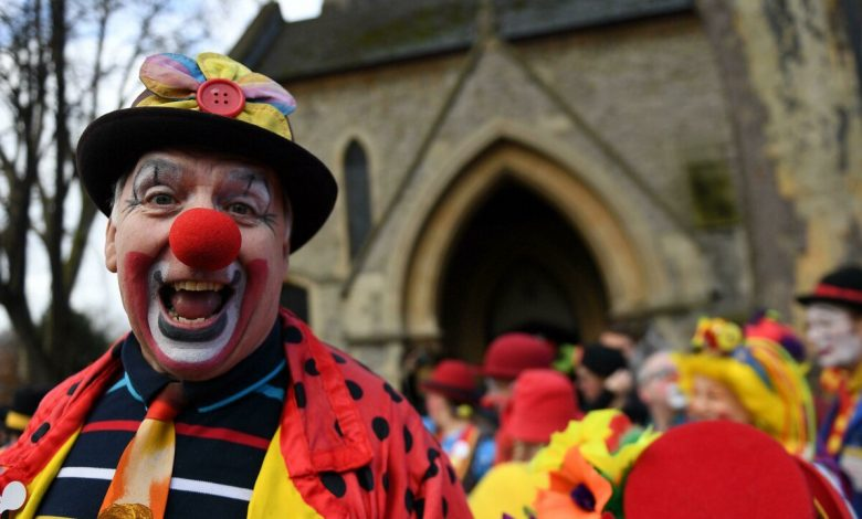 In the UK, there is also a shortage of clowns: the allure of the circus