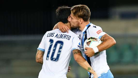 Lots of Lazio among the best players