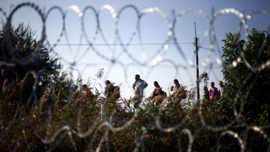 """Photo of Migrants, 12 EU countries in Brussels: """"Finance walls at borders"""""""