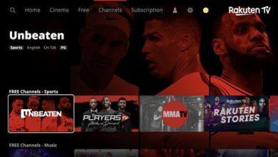 Photo of Rakuten TV expands its free sports offer