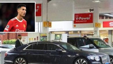 Photo of Ronaldo, gasoline is missing for Bentley in England – Corriere.it