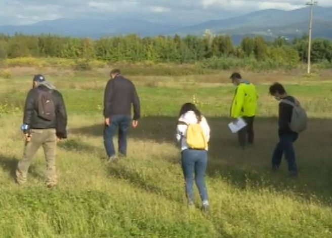 Searching for meteors by amateur scientists and astronomers in the Tuscan countryside - Corriere.it