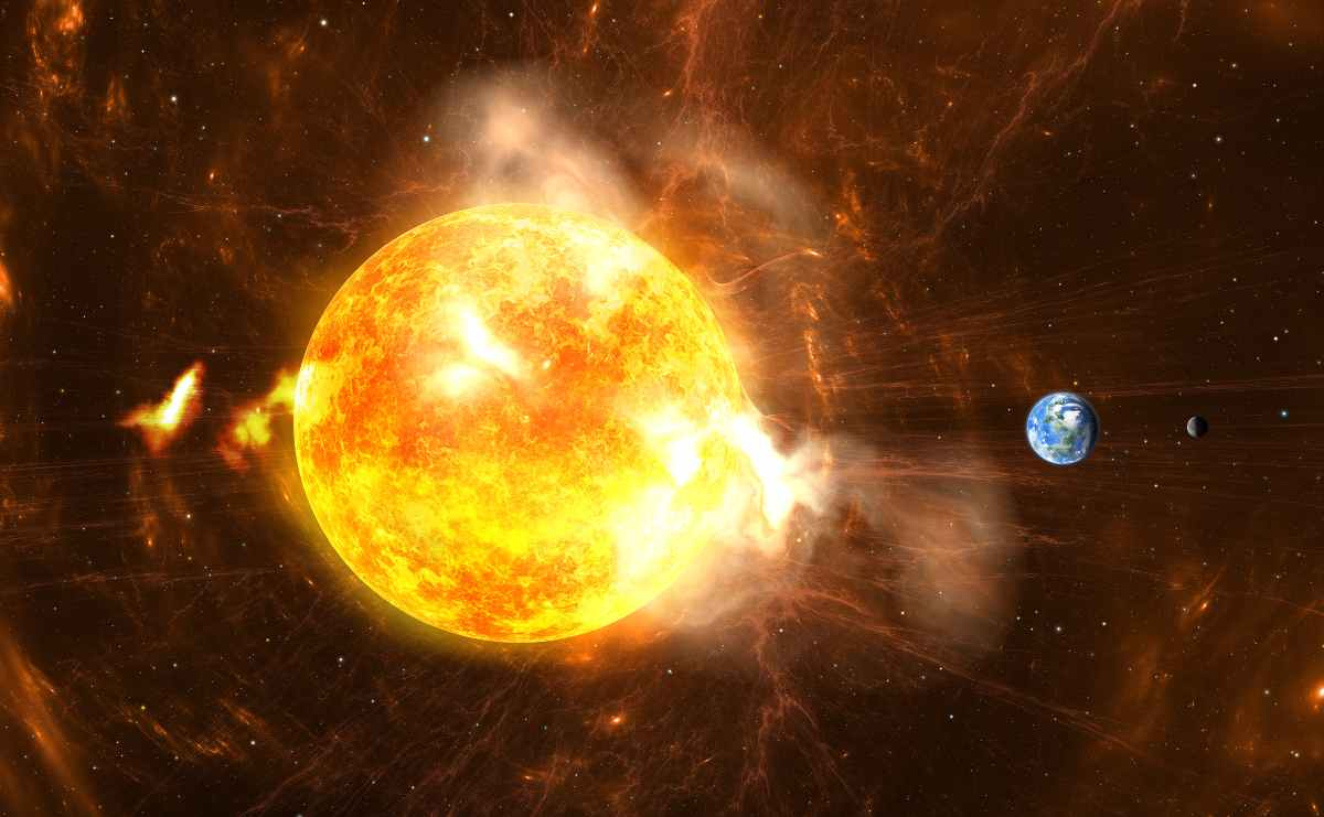 Photo of Solar storm, Internet at risk across the Earth: expert opinion