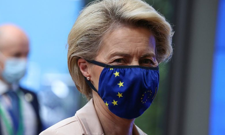 The EU's response to the Aukus Agreement: Postponing FTA negotiations with Australia.  Canberra: It was the national interest