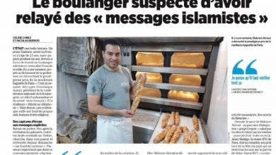 """Photo of The best French bread in Paris is """"Tunisian"""".  But the baker called the French """"dogs."""""""