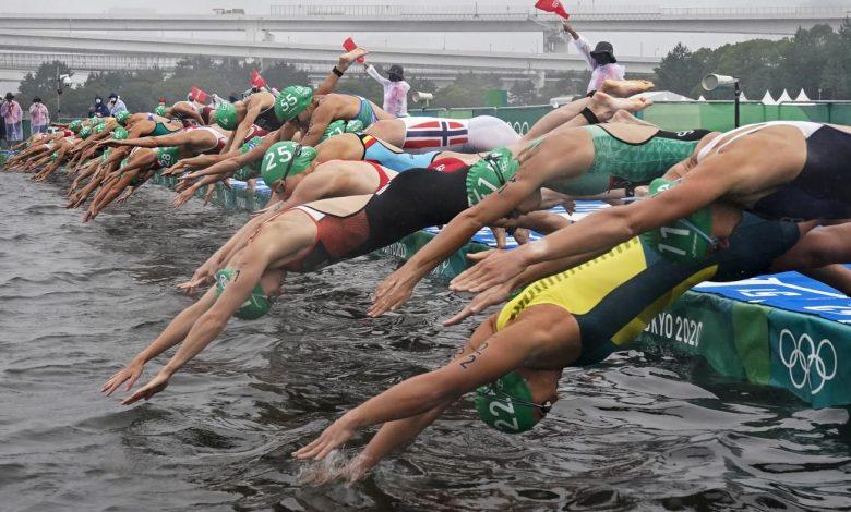 Triathlon, updated world rankings (11 October 2021).  Italians Break - OA Sport