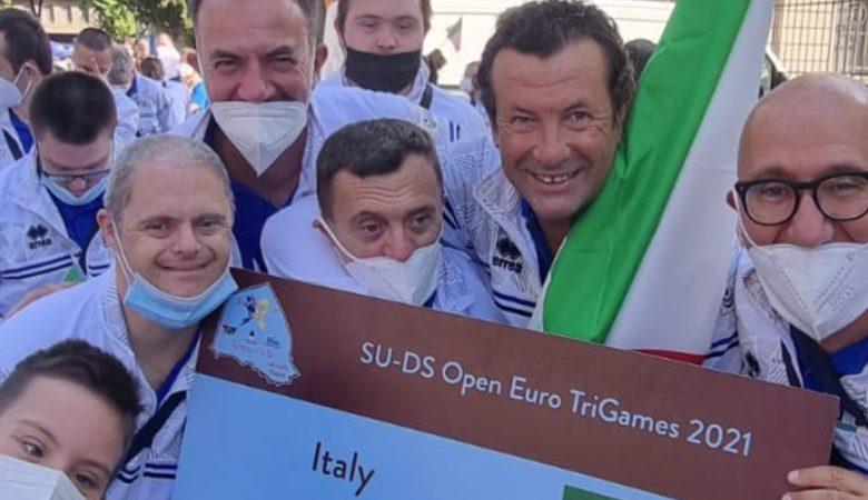 Due nisseni nello staff tecnico della Nazionale per Euro Trigames
