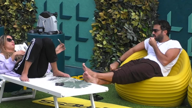 Photo of potential friendship?  – Big Brother VIP